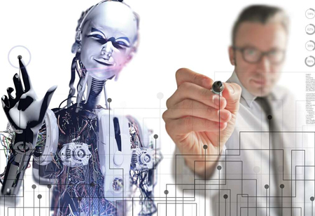 AI is the new method of working