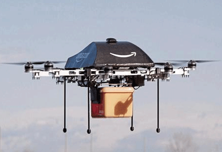 Say Hello to Zing's Drone Delivery iPhone App