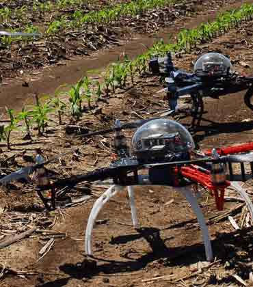 How Drones are Transforming Agriculture