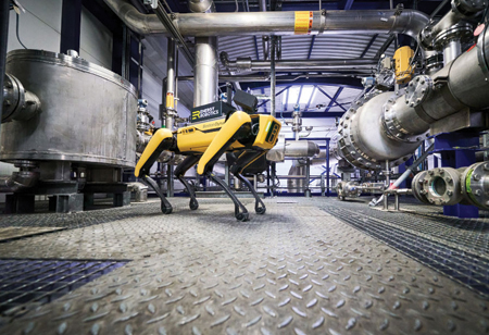 Energy Robotics Introduces a Pilot Program with Merck and Boston Dynamics