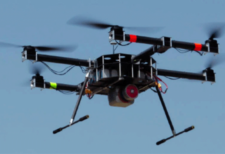 Grinnel Mutual Embraces Drone Technology, Joins Hands with Kespry