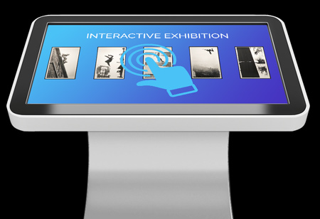 What are the Advantages of Interactive Digital Kiosks