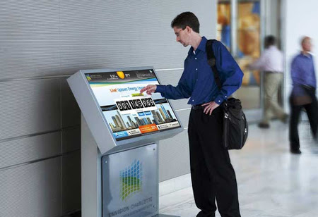 How are Interactive Kiosks Helpful?