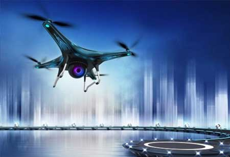 What Does the Future Hold for Drone Tech