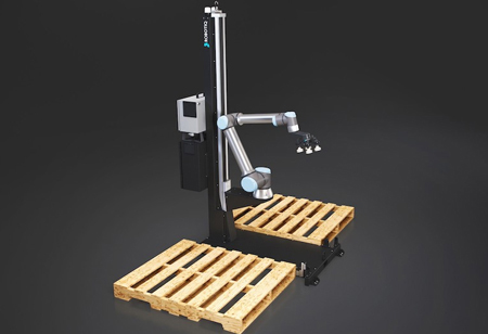 Robotiq Launches New Cobot Palletising Solution