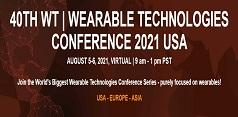 40TH WT   WEARABLE TECHNOLOGIES CONFERENCE 2021 USA