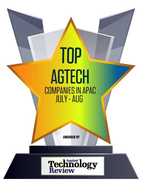 Top 10 AgTech Companies in APAC - 2020