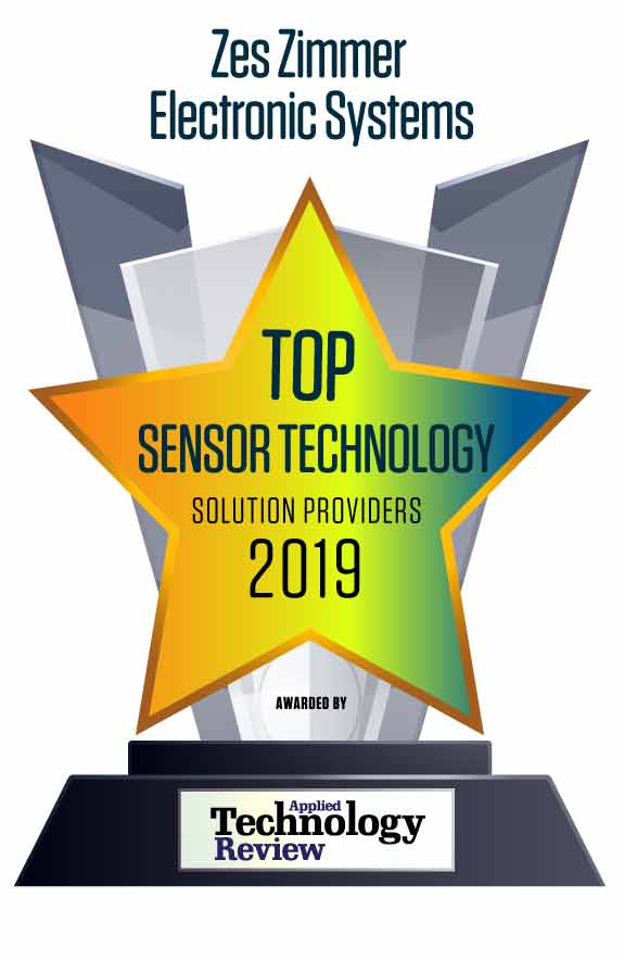Top 10 Sensor Technology Solution Companies - 2019