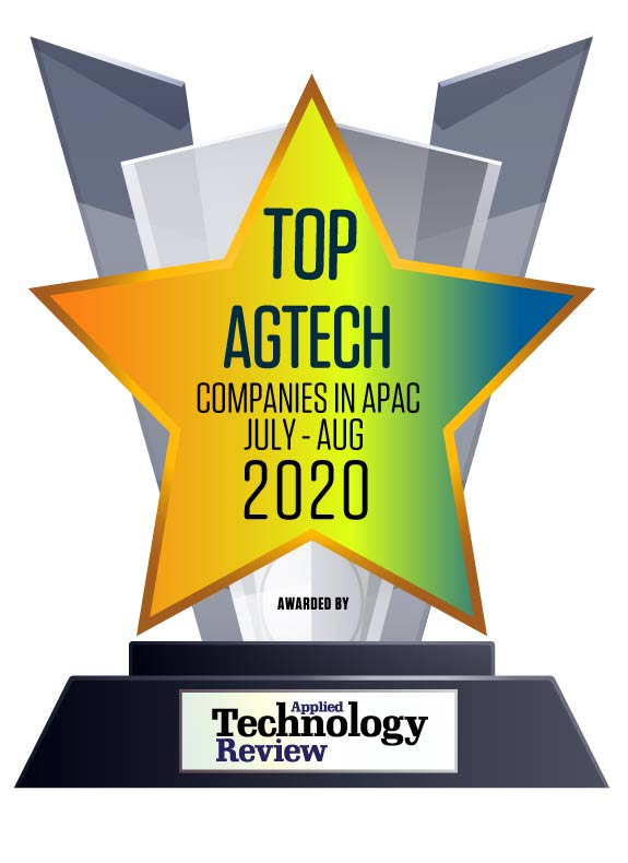 Top 10 AgTech Companies in APAC - 2020